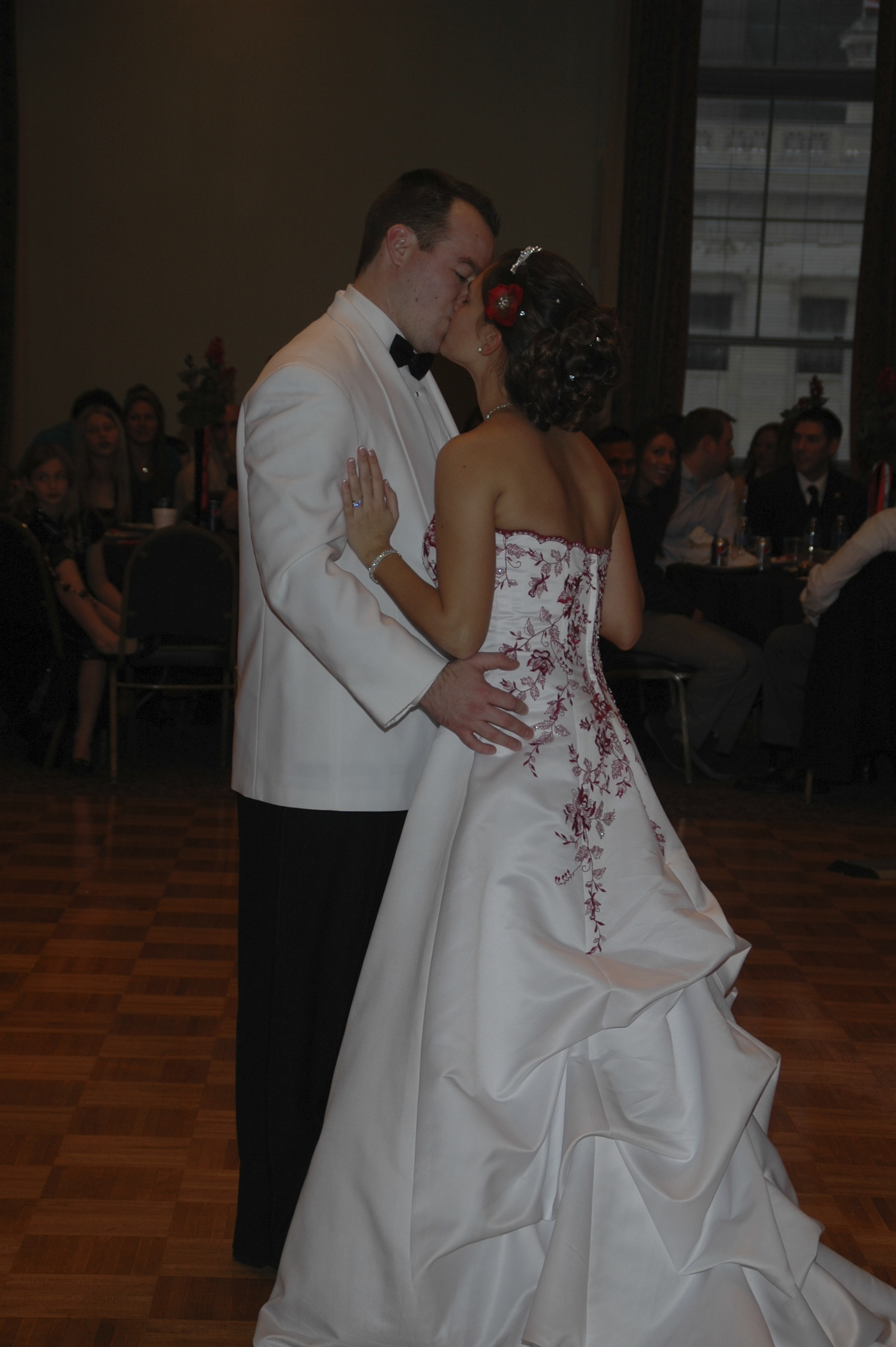 Tracy & Kelly First Dance
