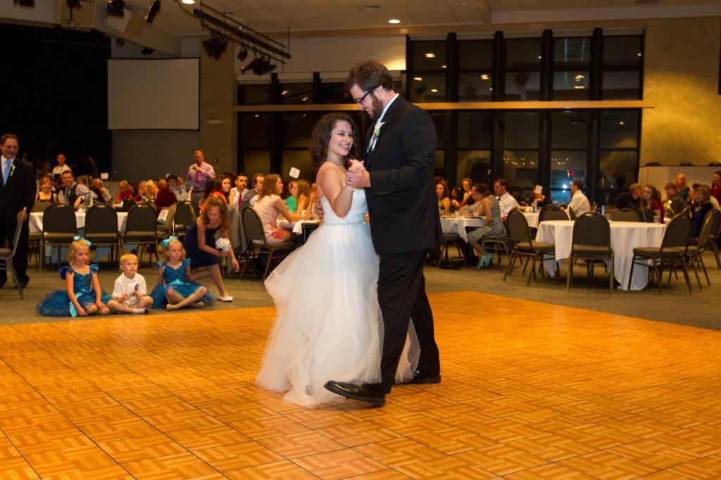 Brett & Elizabeth First Dance