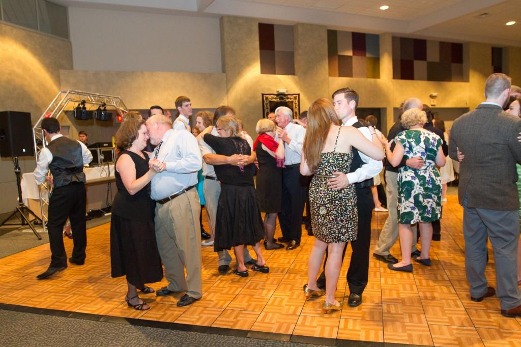 Brett & Elizabeth Anniversary Dance