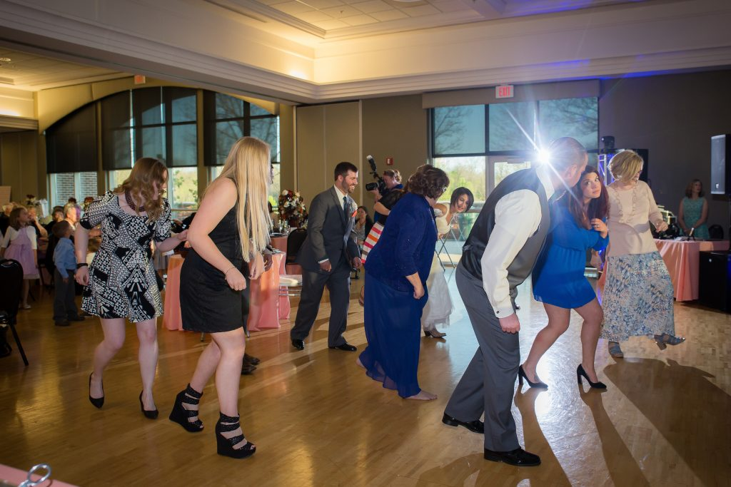 Amanda & Ben Wedding - April 23rd, 2016 - Westerville Community Center - Westerville, Ohio