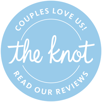 Couples love us on The Knot!