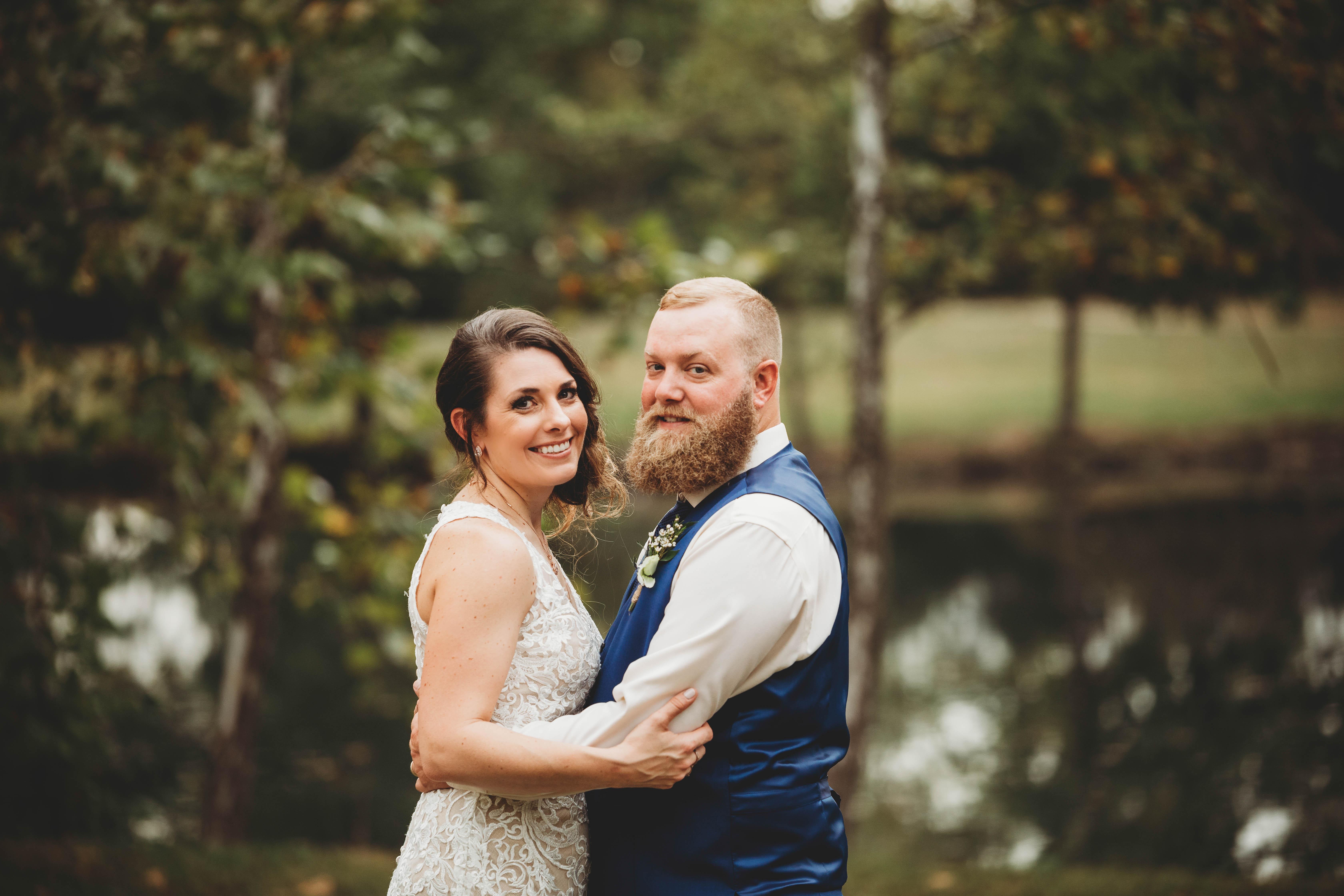 Brad & Amanda's September Wedding