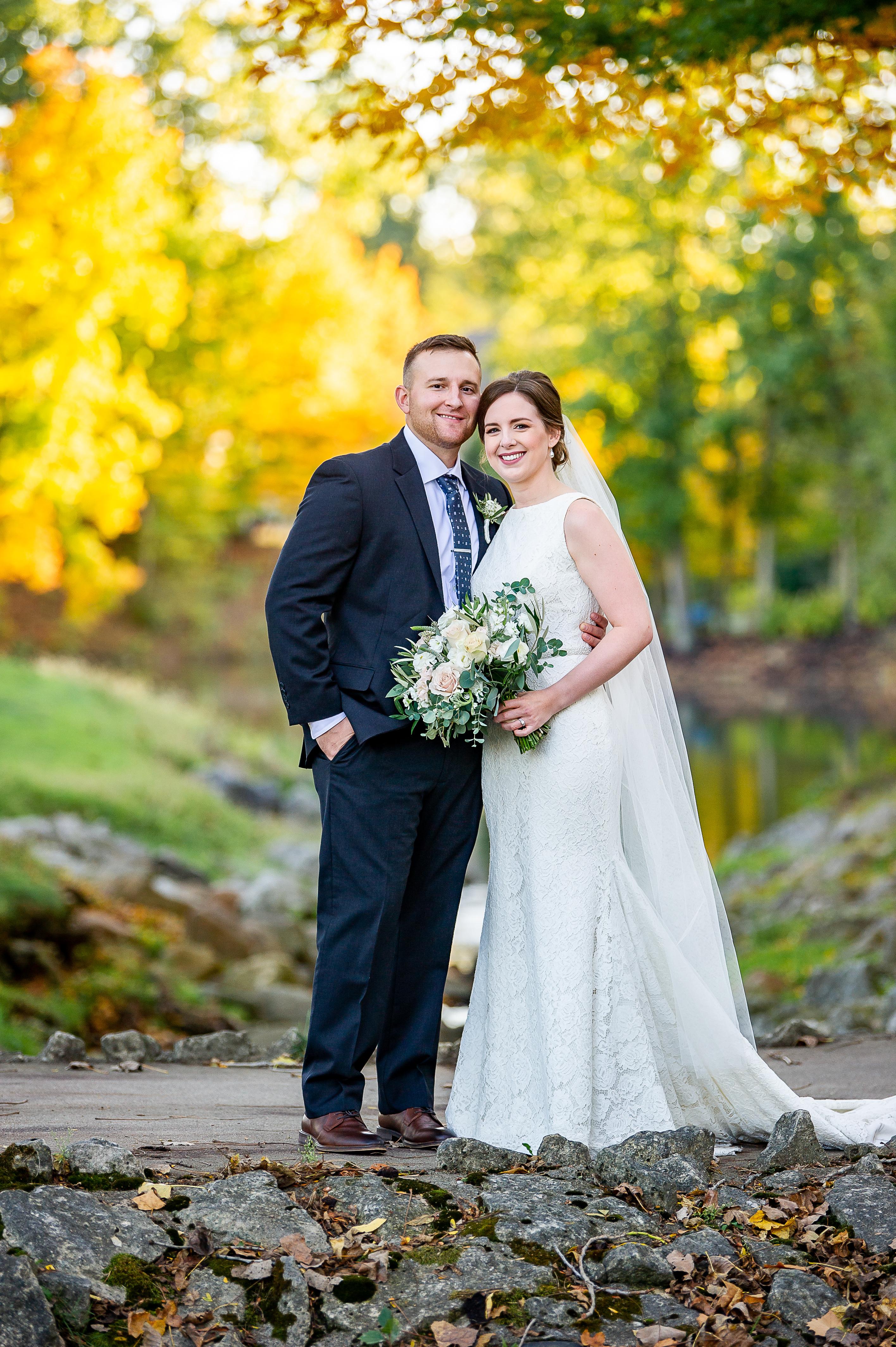 Zach & Chelsea's Wedding Reception