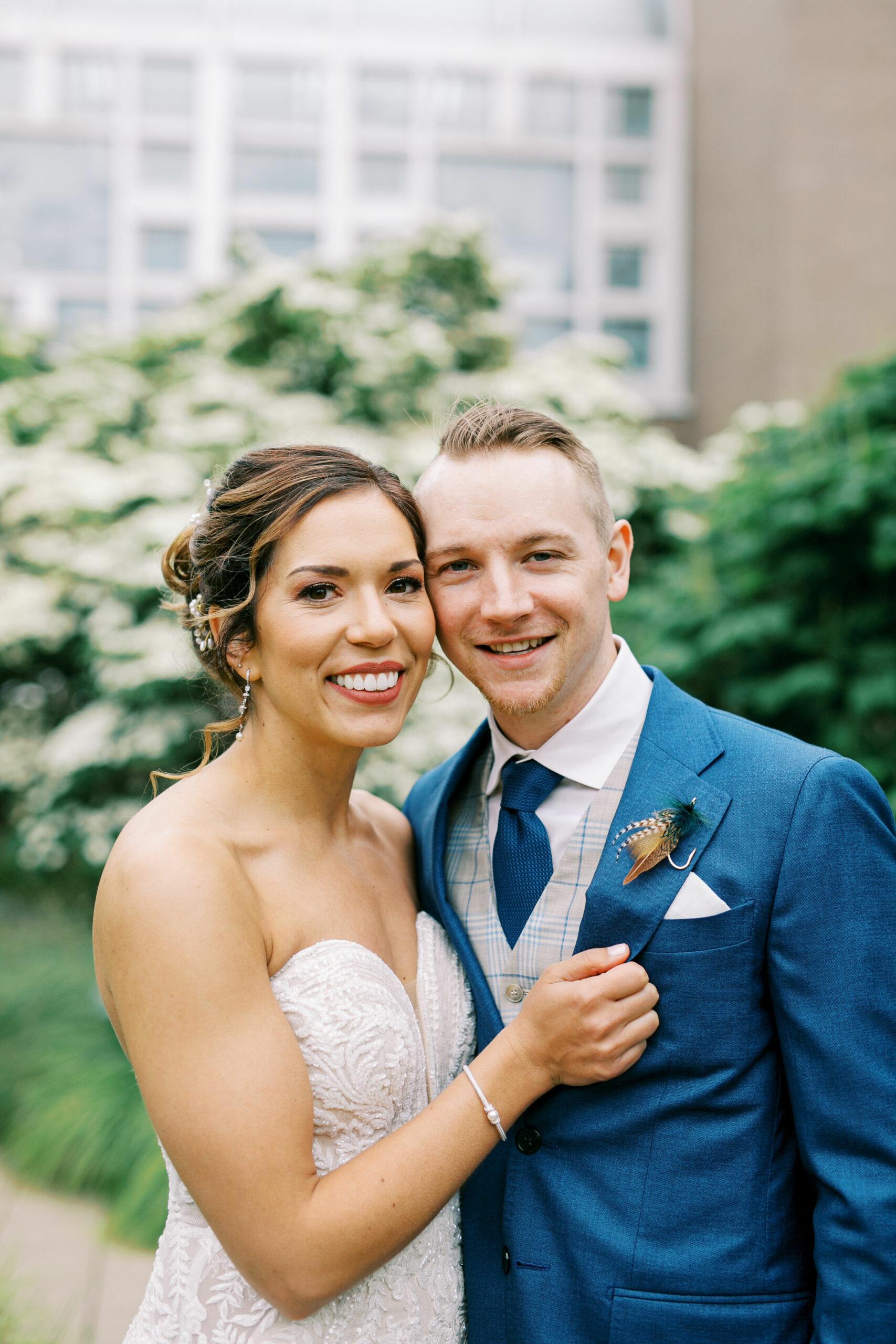 Matt & Alexis' May Wedding